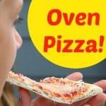 Solar Oven Pizza
