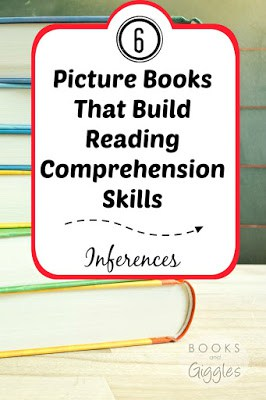Build younger kids' reading comprehension with logical inferences in picture books