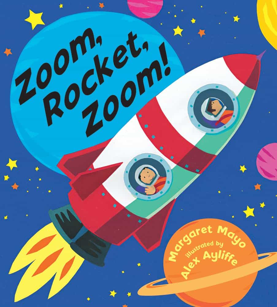 space rocket book - photo #8