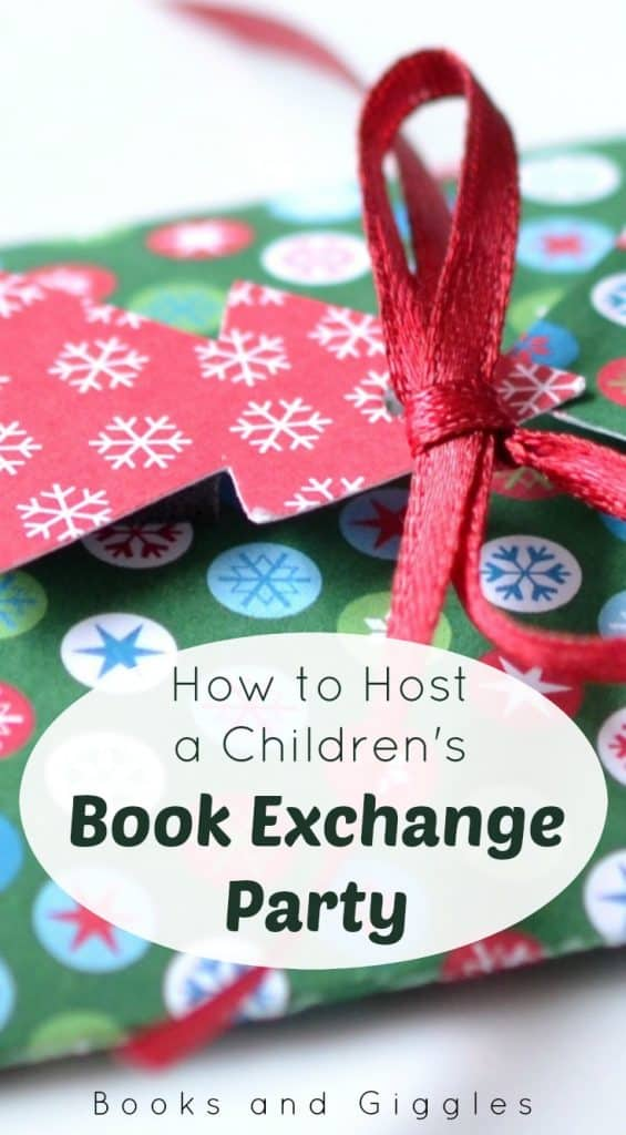 How to Host a Children's Books Exchange Party - Tips on planning a book swap for a classroom party or for a scout troop or play group.
