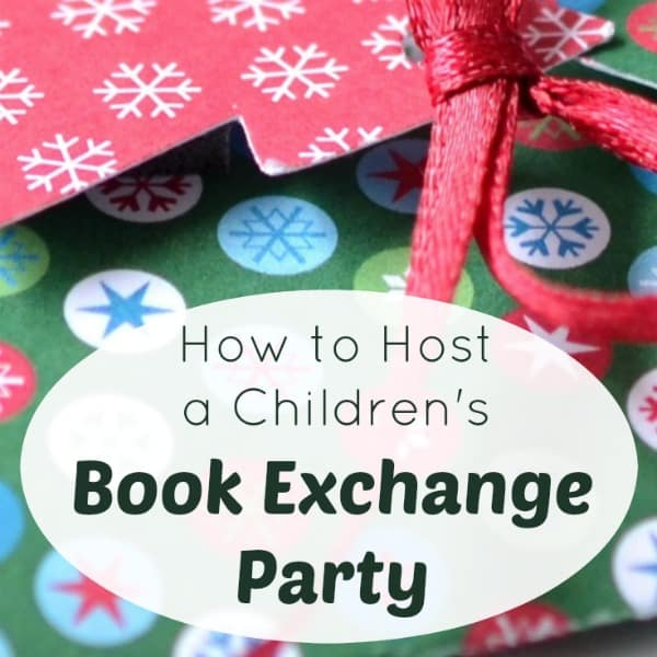How to Host a Children's Book Exchange Party - Tips on planning a book swap for a classroom party or for a scout troop or play group.