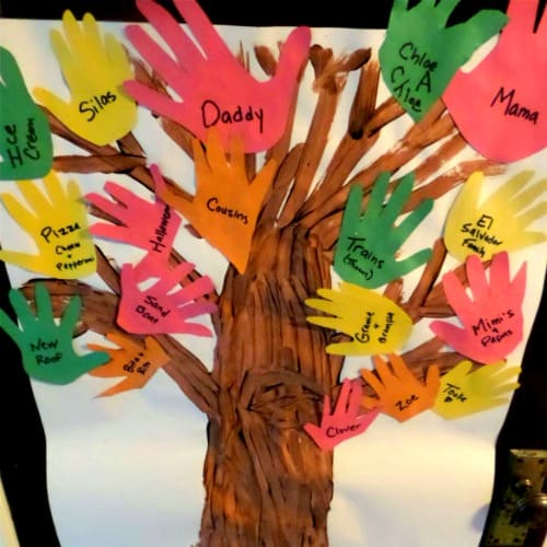 Roundup of story time kids activities for Thanksgiving