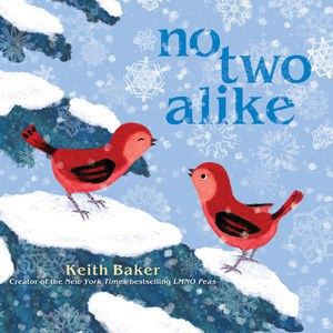 no two alike book cover