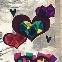 Valentine Suncatchers from Feelslikehomeblog.com