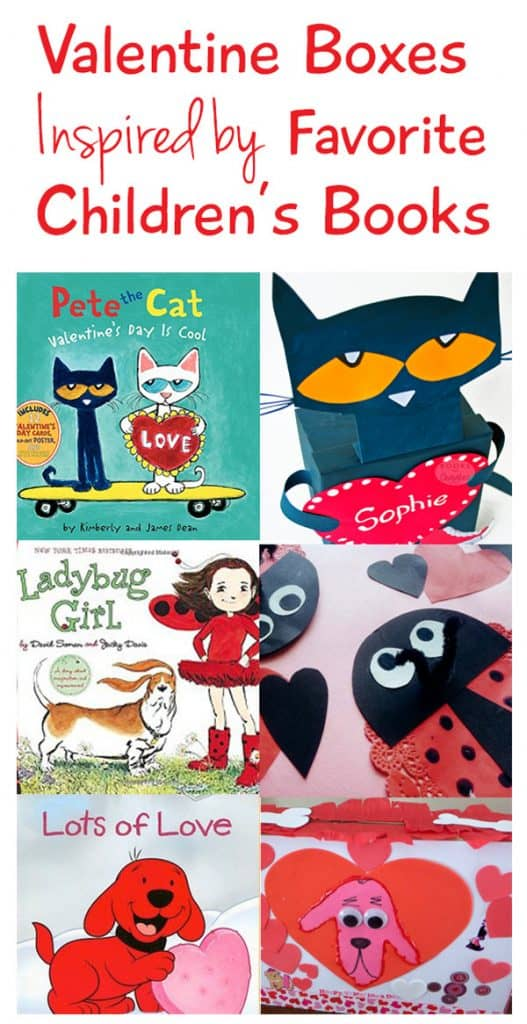 valentine box ideas inspired by children s book characters books
