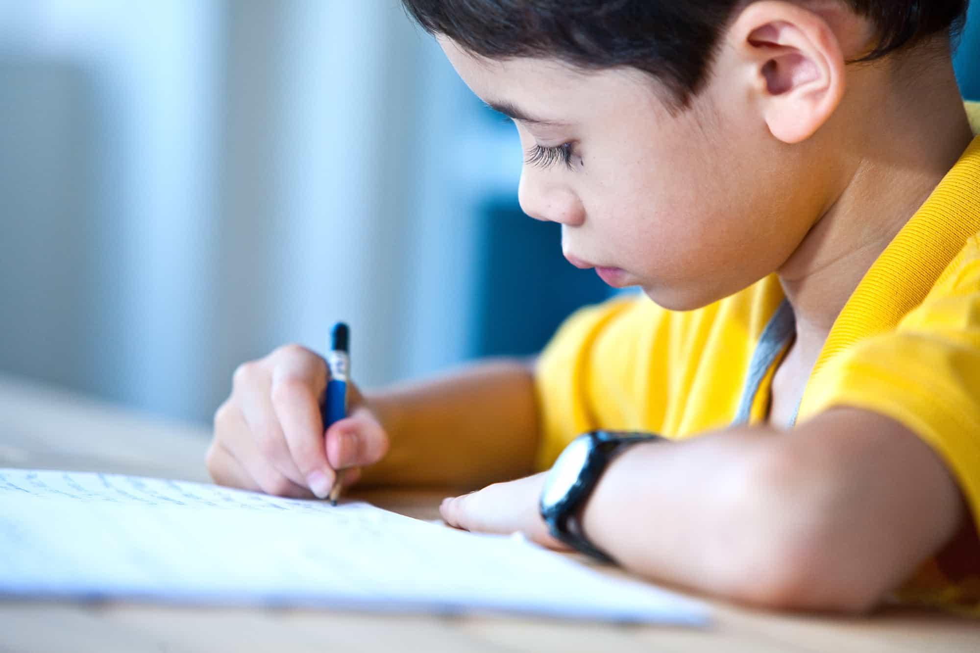 10 kids books about taking tests and test anxiety