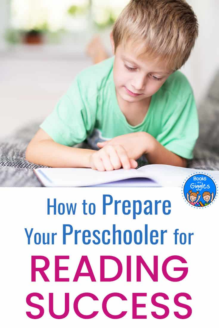 Reading & Preschoolers | Build a foundation for reading success with these 5 Kinds of books you can read aloud to your preschooler