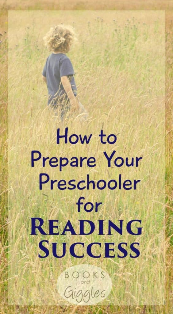 Reading & Preschoolers | 5 Kinds of books you can read aloud to your preschooler that will help them be successful in school