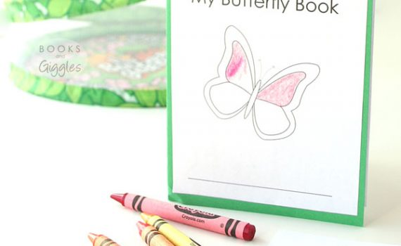 butterfly journal for kids