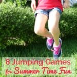 Jumping Games for High Energy Summertime Fun