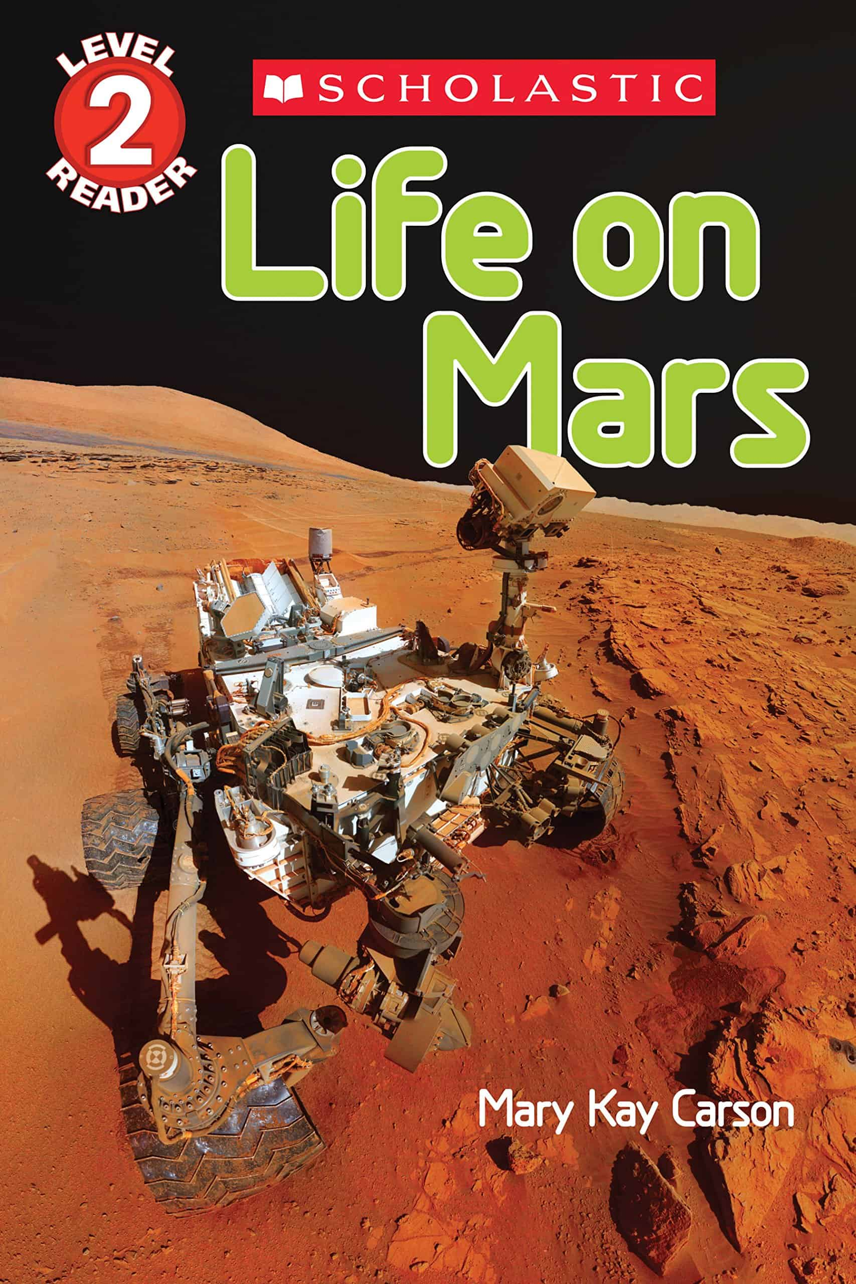 the book the mars rover - photo #16