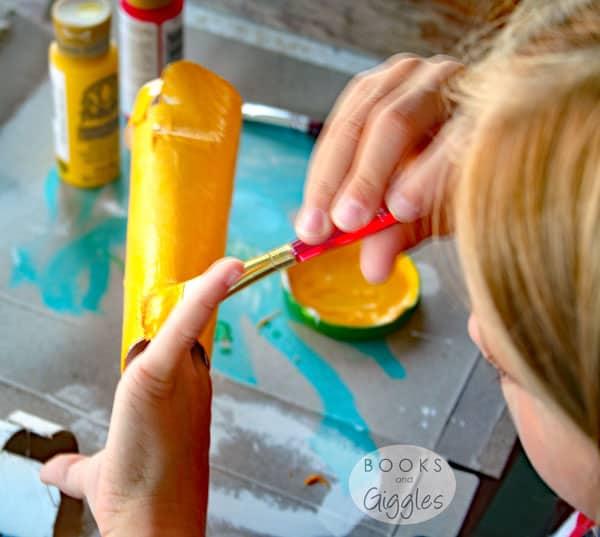 painting-school-bus-craft