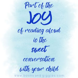read aloud joy