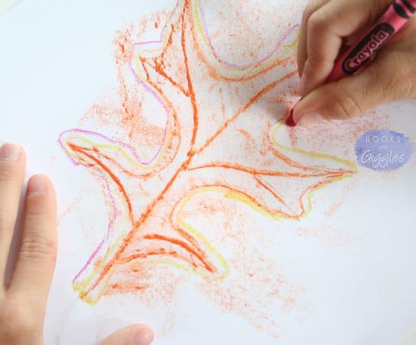 leaf-tracing