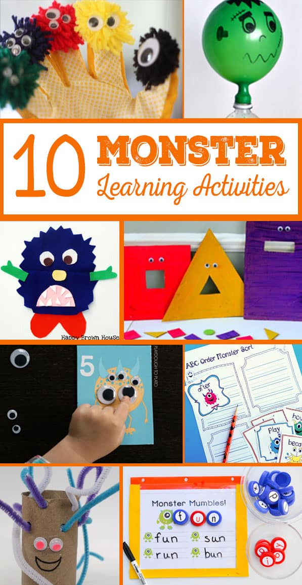 monster-learning-activities