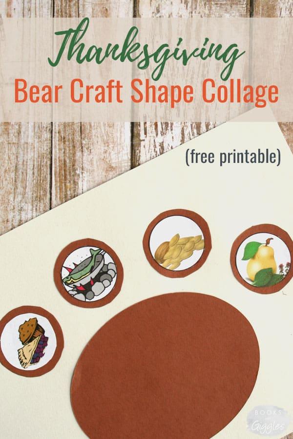 bear-craft-shape-collage