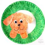 Storytime Dog Ornament for Puppy Loving Kids