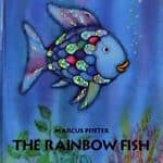 The Rainbow Fish picture book cover