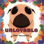 Unlovable book cover