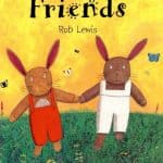 Friends by Rob Lewis book cover