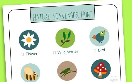 nature-scavenger-hunt-spring-nature-walk