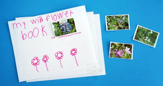 wildflower-book-made-by-kids
