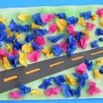 Lady Bird Johnson Wildflower Craft to Celebrate Springtime