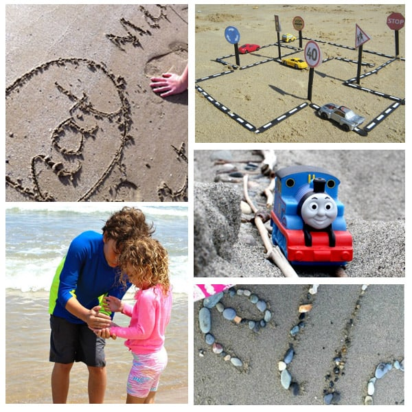 beach educational summer activities