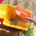 Story Inspired Sandbox Learning Activity