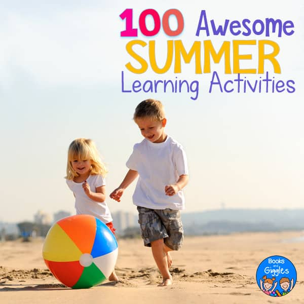 100 educational summer activities for Kids