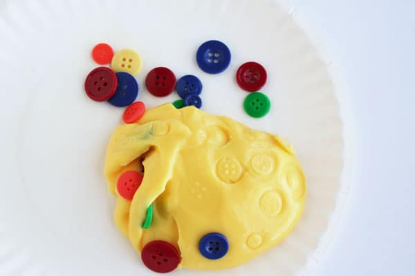 slime pete the cat activity with groovy buttons