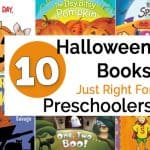 These 10 Halloween Books for Preschoolers Are a Treat!