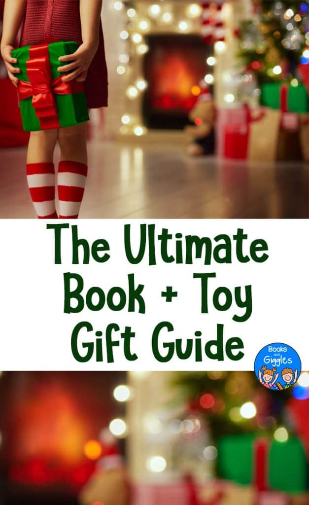 book toy gift guide