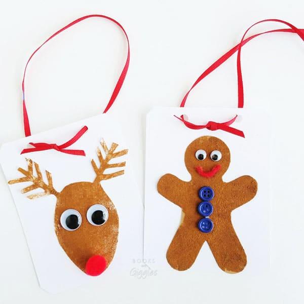 cinnamon ornaments kids christmas