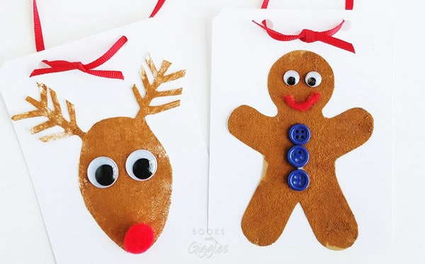 Make Memories With These Cinnamon Christmas Ornaments