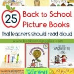25+ Back to School Books Teachers Should Read Aloud