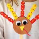 Turkey Puppet Craft & Story