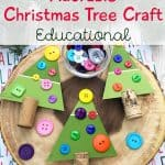 5 ways to make this Christmas tree craft educational