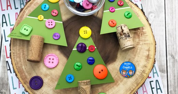 preschool christmas tree craft