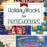 30 holiday books for preschoolers.