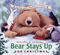 preschool christmas book
