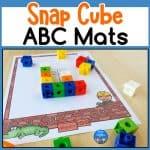 snap cube abc mats