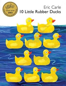 10 Little Rubber Ducks cover