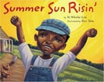 Summer Sun Risin' book cover