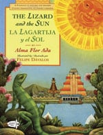 The Lizard and the Sun book cover