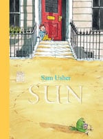 Sun by Sam Usher book cover