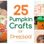 25 Adorable Pumpkin Crafts For Preschoolers