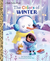 the colors of winter book cover