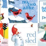 10 Wonderful Winter Books for Preschoolers