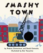 Smashy Town cover